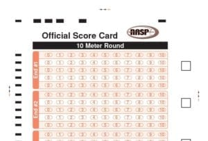 NASP Sample Score Card
