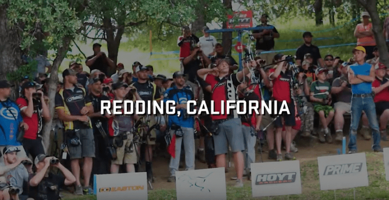 Easton Archery - Steve Anderson Wins Redding