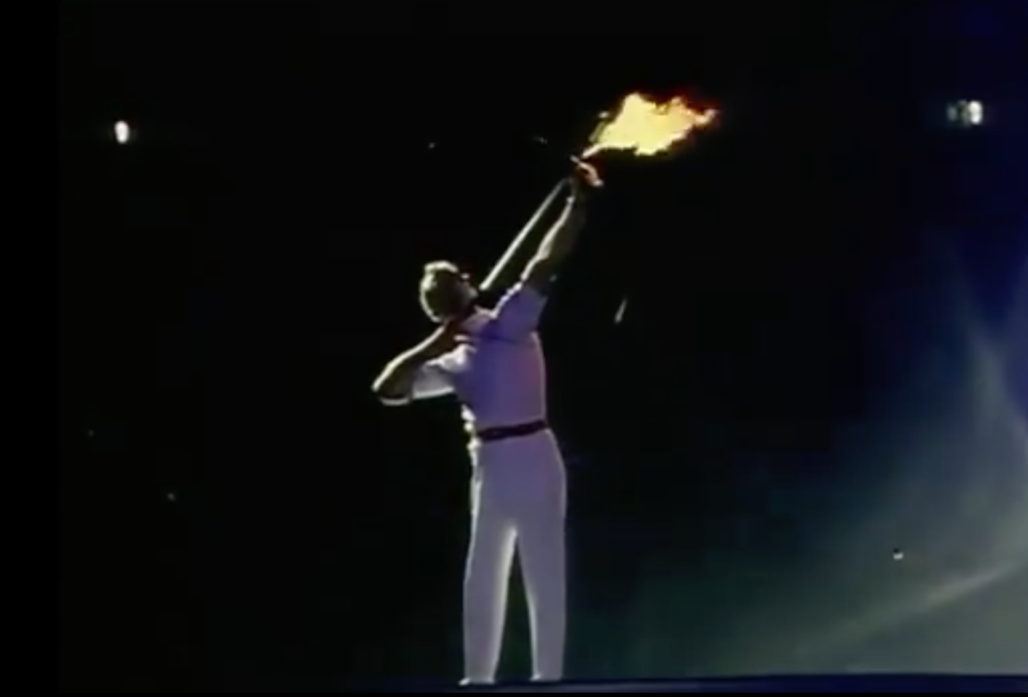 A Quarter-Century On:  Barcelona Olympic Games Open With the Shot of an Easton Arrow