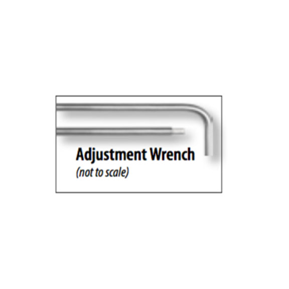 Easton Archery - SuperDrive 23 Adjustment Wrench