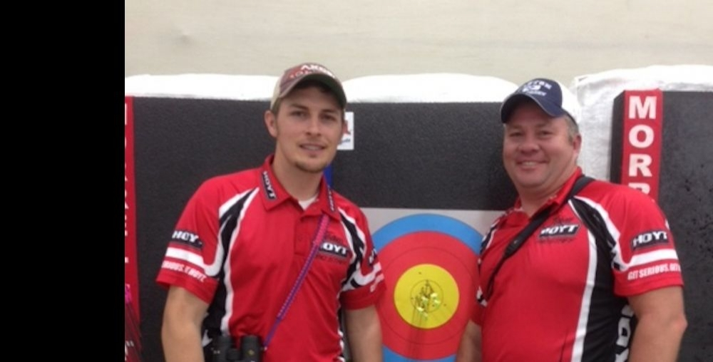 Easton Archery - Team Easton Brings the Broom to Yankton