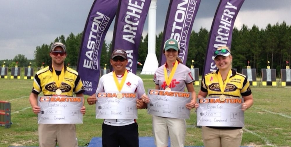TEAM EASTON SNAPS TO IT AT GATOR CUP