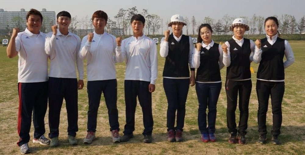 TEAM KOREA SETS NEW WORLD RECORD