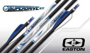 Easton Superdrive 27 Arrow – The Maximum Line Cutting Advantage