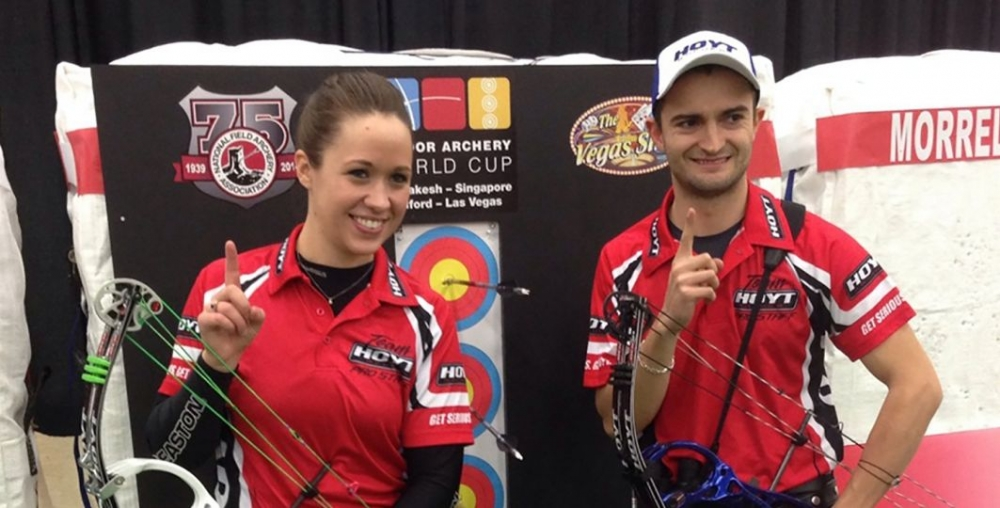 Easton Archery - World Archery Indoor World Cup Finals