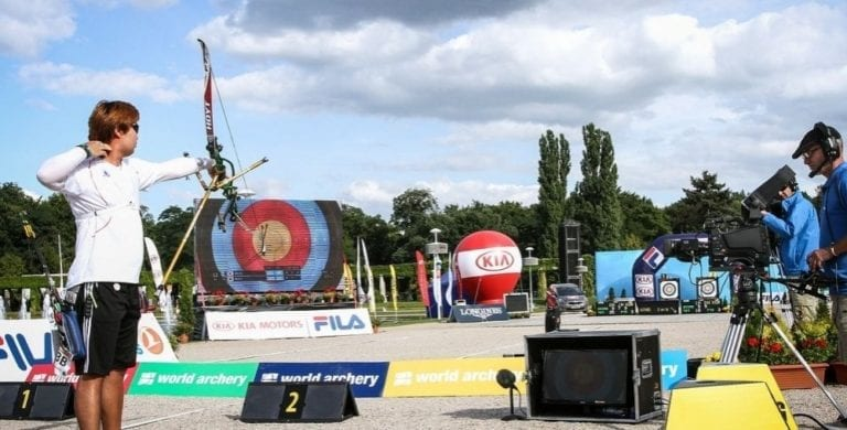 Easton Archery - World Cup and Asian Grand Prix