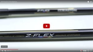 EASTON'S HOT NEW COMPOUND STABILIZER- Z-FLEX IN ACTION