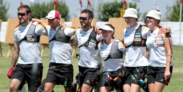 Easton Archery - German Archery Team
