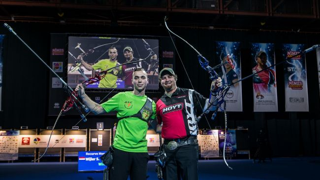 Nimes Archery 2018 Results – Team Easton Sweeps Up