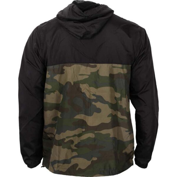 Antler E Camo Wind Breaker Jacket