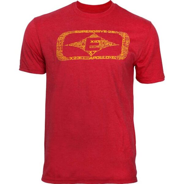 Easton Apparel Target Arrow Name Tee