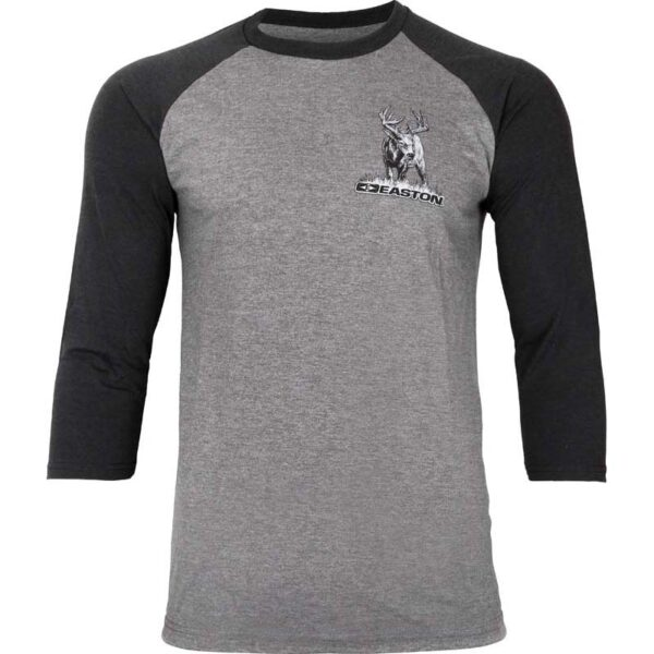 Easton Apparel Whitetail Buck 3/4 sleeve