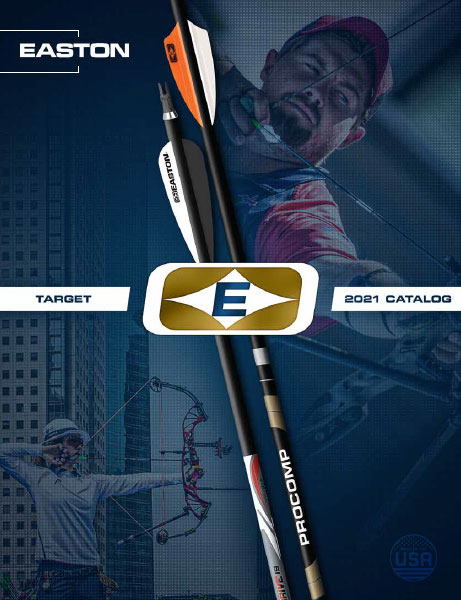 Easton Catalog Cover Target