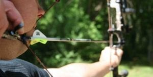FUN ARCHERY PRACTICE GAMES