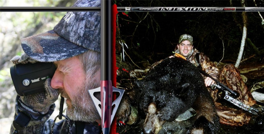 SHOT PLACEMENT ON BEARS - Easton Archery