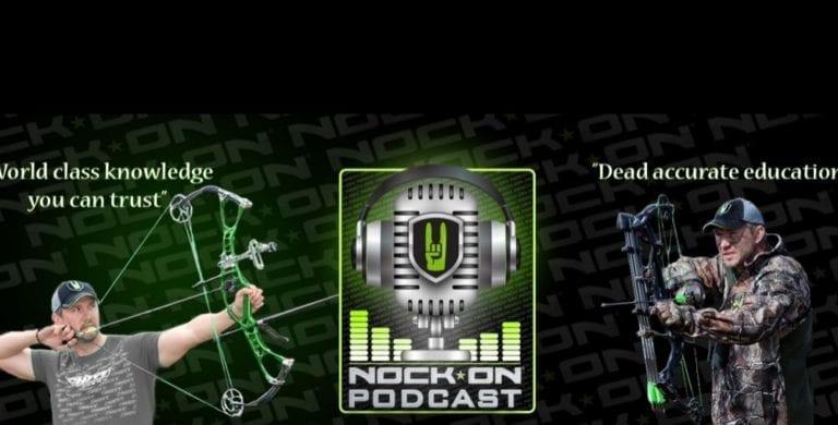 Easton Hunting Blog - Nock On Podcast Arrow Flight