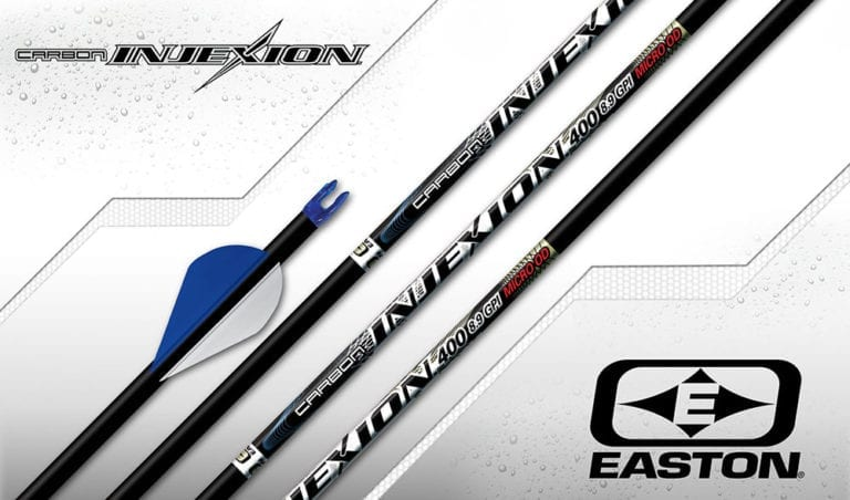 Easton Archery - 4MM Carbon Injextion