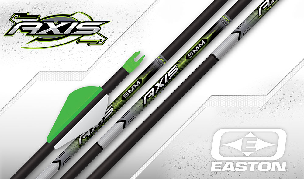 Easton Archery - Axis Carbon Arrows