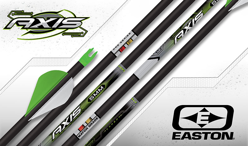 Easton Archery - Axis Match Grade