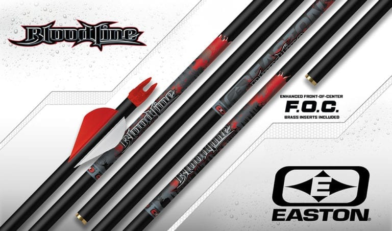 Easton Archery - Bloodline F.O.C. Arrows