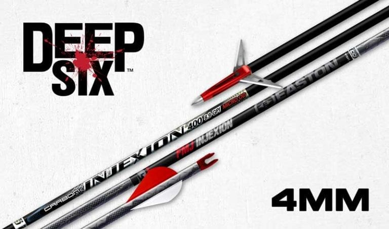 Easton Deep Six Arrows