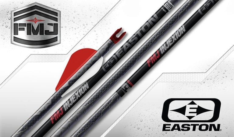 Easton Archery - 4mm FMJ Injexion