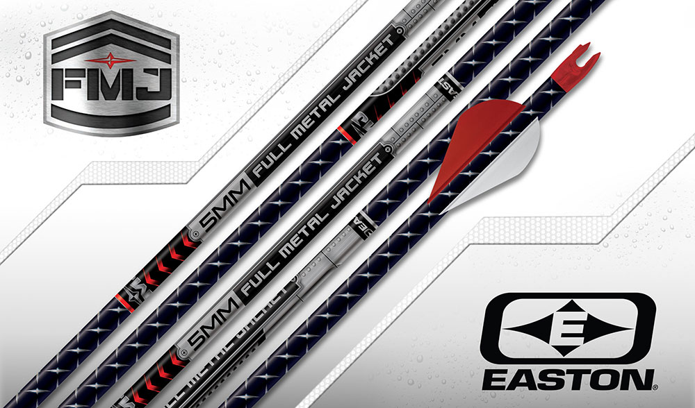 Easton Archery - 5MM Full Metal Jacket Arrow