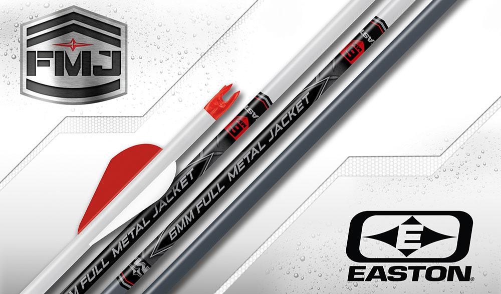 Easton Archery - 6MM Full Metal Jacket Arrow