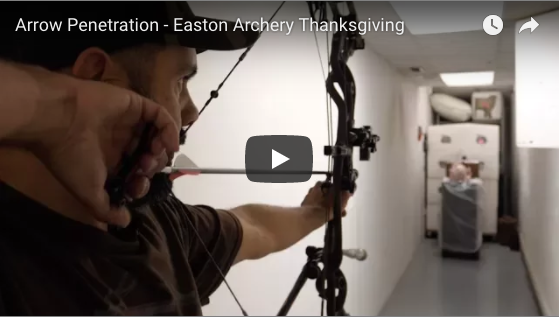 Arrow Penetration - Easton Archery