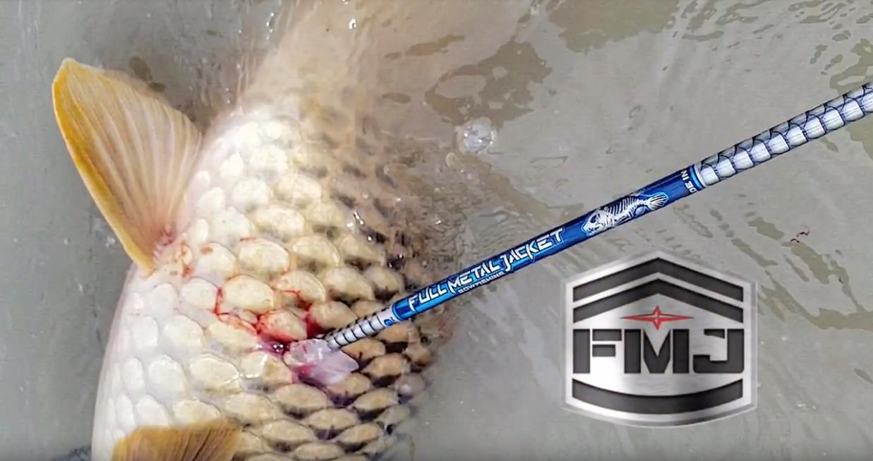 Easton Bowfishing Arrows FMJ