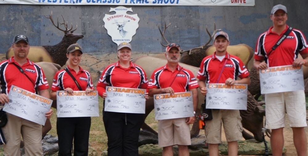 TEAM EASTON DOMINATES WESTERN TRAIL SHOOT