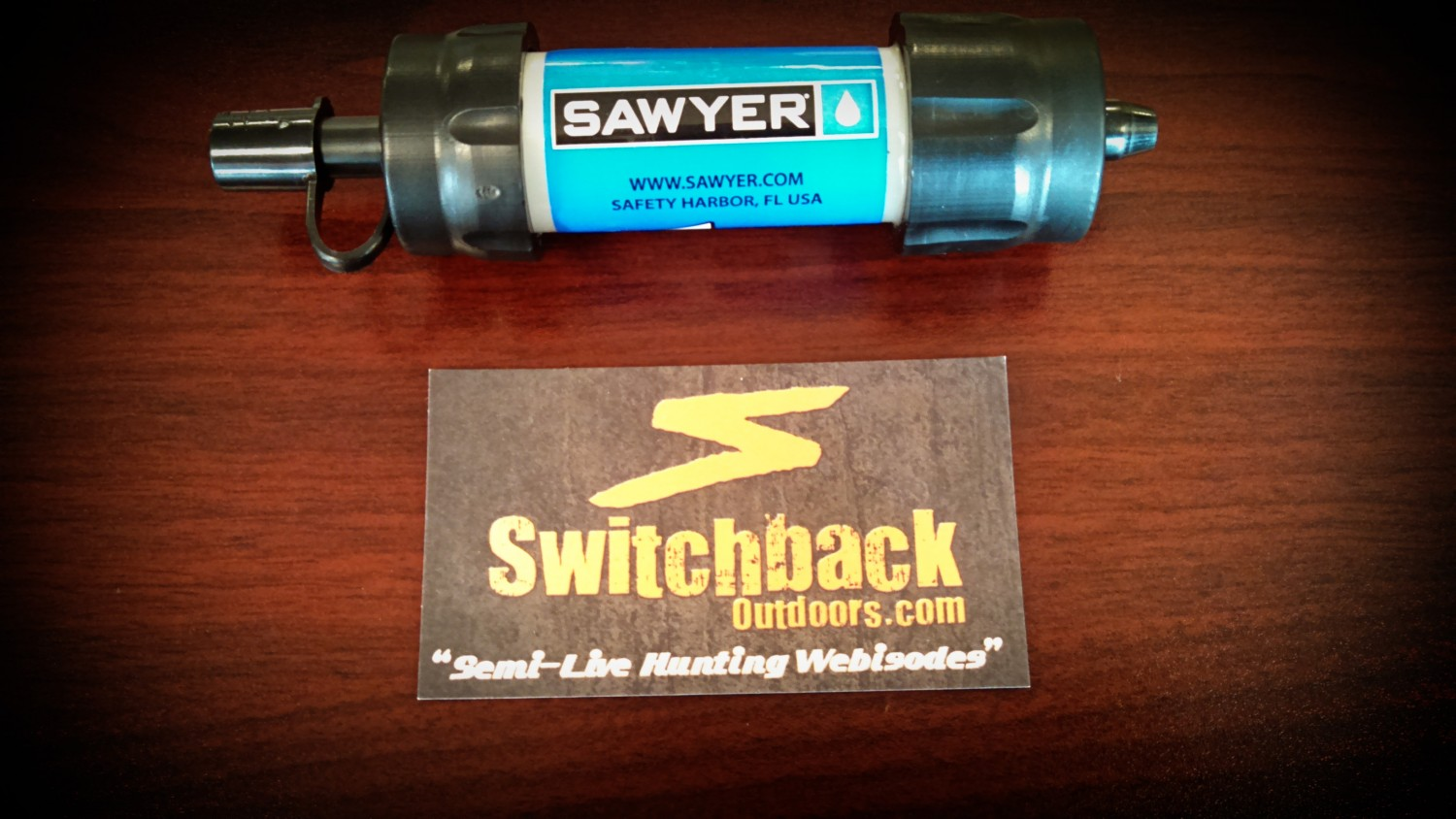 Easton Hunting Blog - Water Filtration