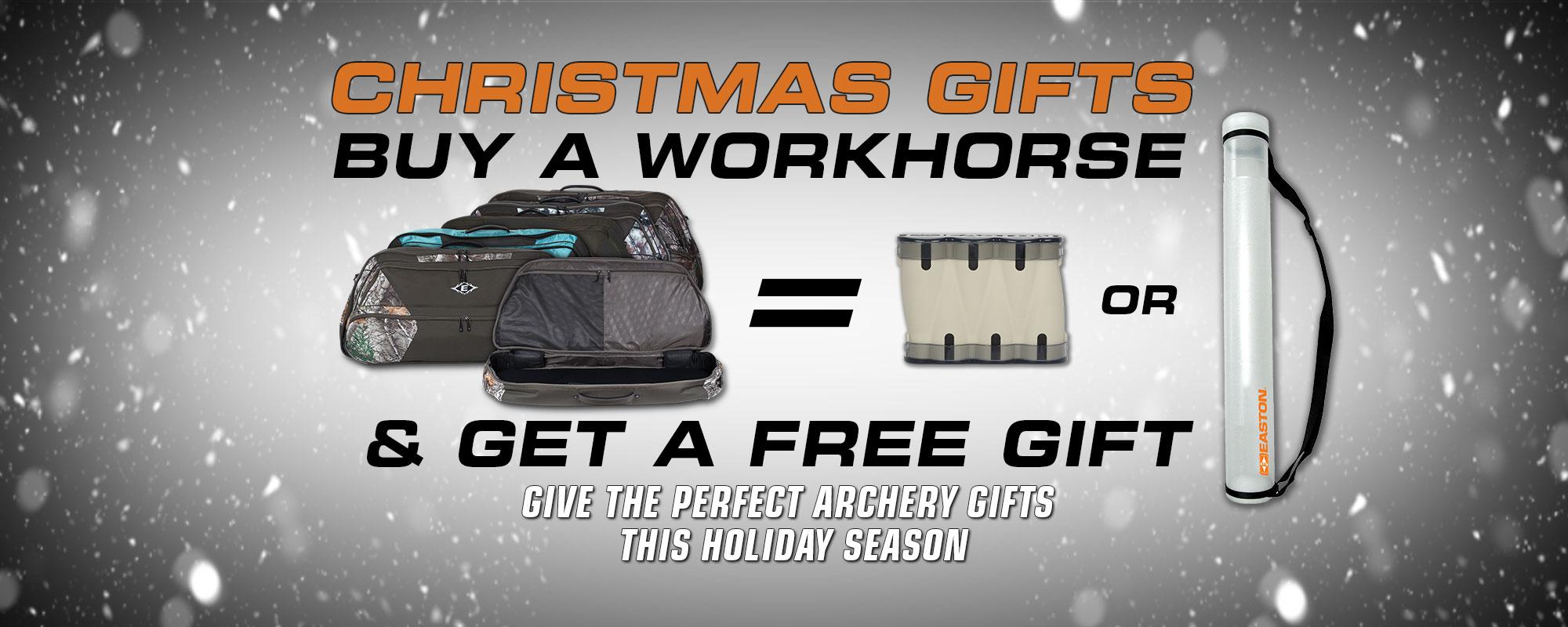 Easton Workhorse - Christmas Gift
