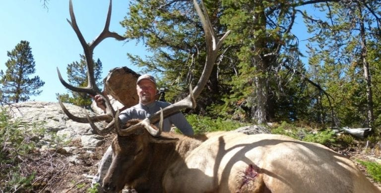 Easton Hunting Blog - Wyoming Archery Bull of the Year