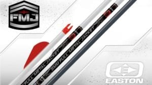 Easton Introduces 6MM™ Full Metal Jacket™ Arrows