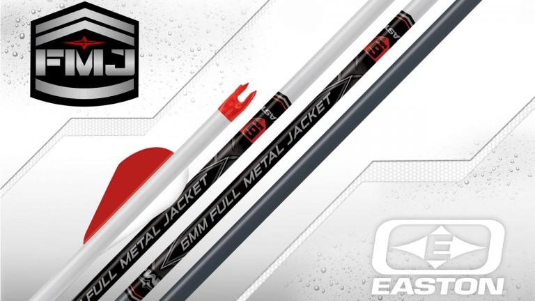Easton Introduces 6MM™ Full Metal Jacket™ Arrows