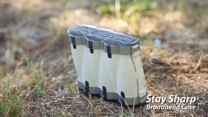 New Easton Stay Sharp Broadhead Case – Solution to Dull Broadheads