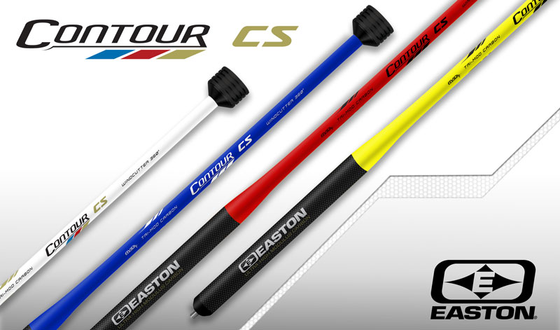 Contour CS Bow Stabilizers New Colors