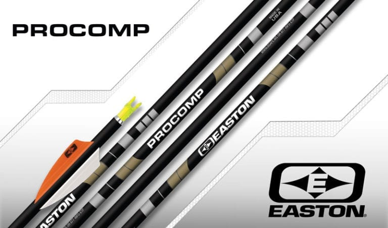 Easton Target Arrows - ProComp