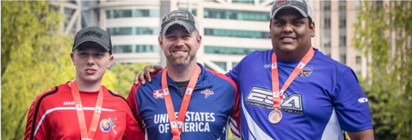 Read more about the article Team Easton Sweeps Medals in Shanghai- Unstoppable on World Cup Tour