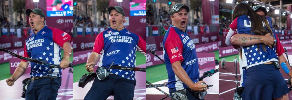 Team Easton Sweeps Archery World Cup Final Championships