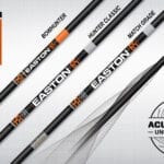6.5mm Acu-Carbon Arrows – Bowhunter, Hunter Classic & Match Grade