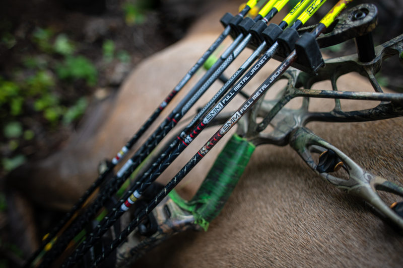 FMJ Arrows from Easton Archery