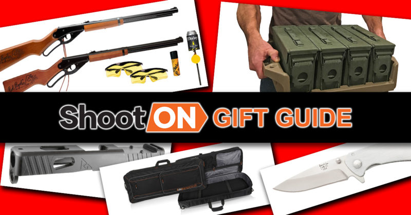 Easton Deluxe Roller Bag in Shoot On's Holiday Gift Guide