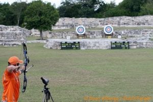 Target Compound At A Crossroads- New Plans for the Future from World Archery