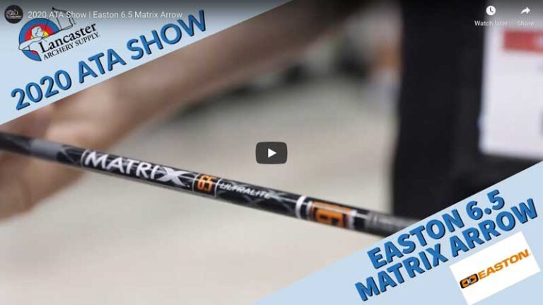 Easton Matrix Arrows - Lancaster