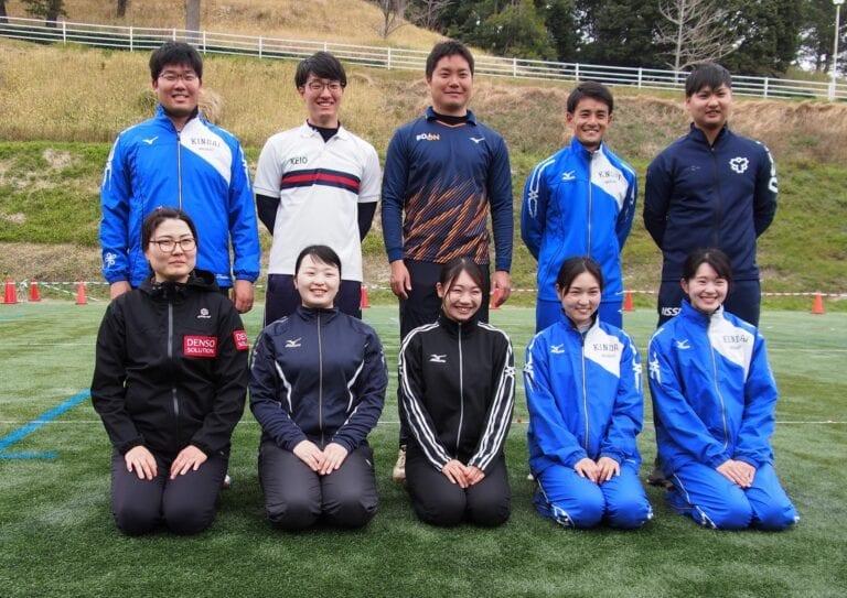 Japan Team Finalists