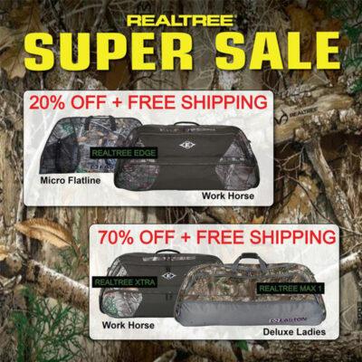 Realtree Bow Case Super Sale