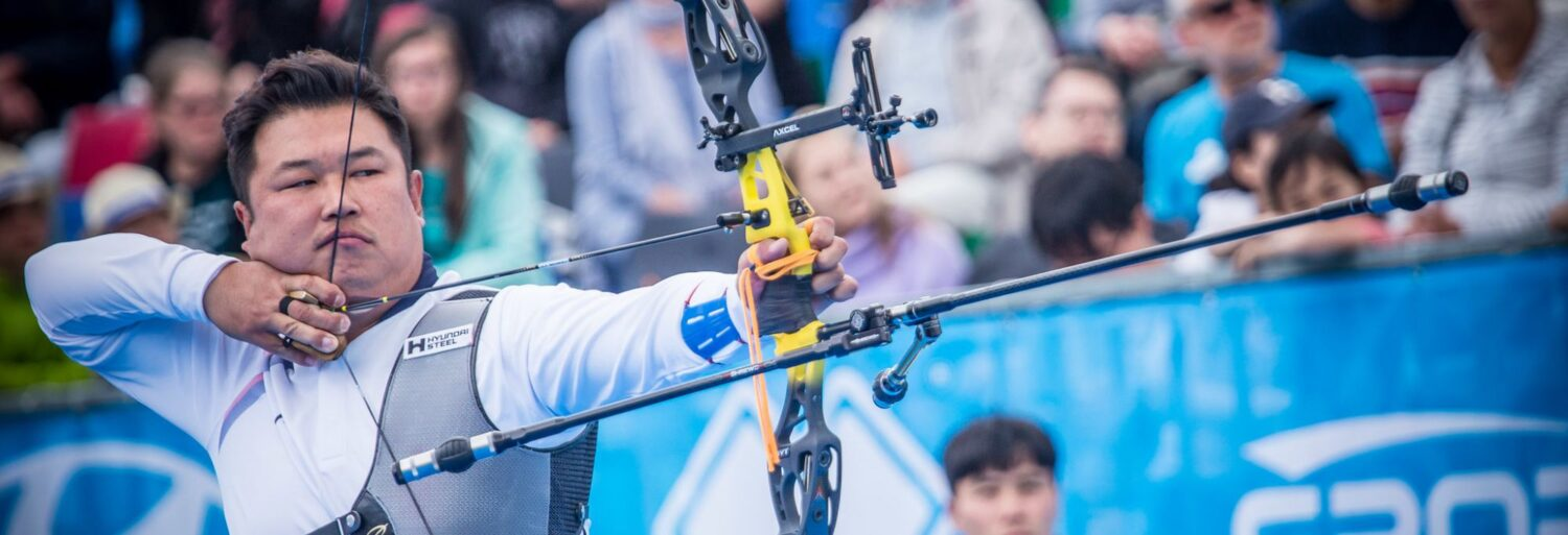 The Archery World Continues to Move Toward Tokyo 2020- in 2021.