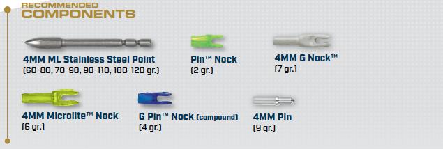 Avance & Avance Sport Components